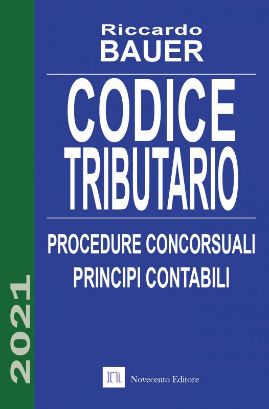 Codice Tributario 2021